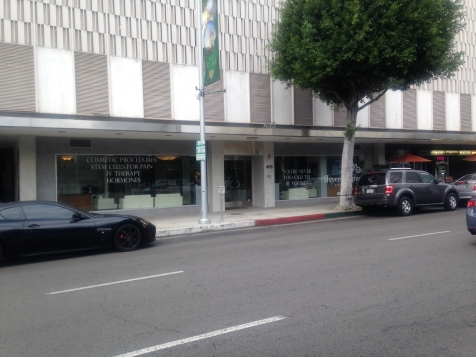 Rent Beverly Hills Office Space At 132 S Rodeo Drive