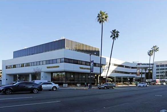 Rent Beverly Hills Office Space at 8501 Wilshire Blvd