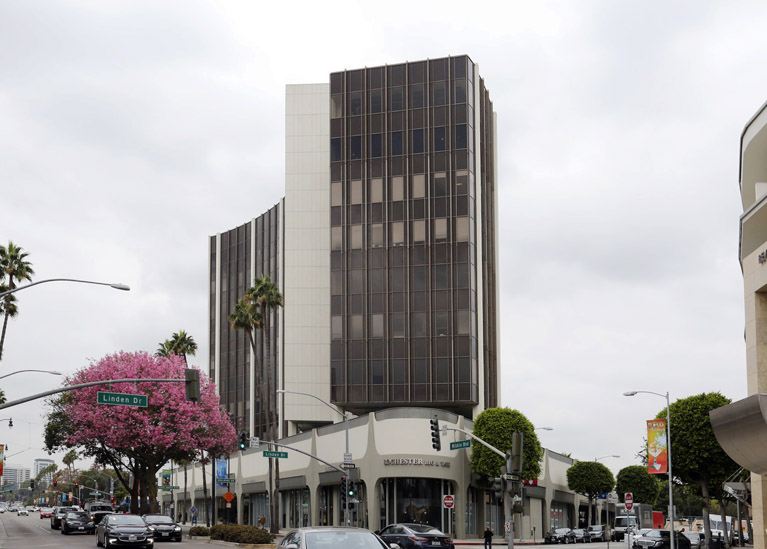 Office Space At 9777 9797 Wilshire Blvd